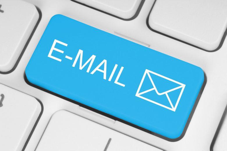 Webhotel med Email